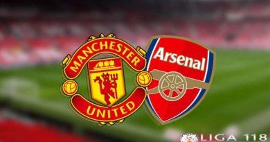 Bentrok Panas Manchester United Kontra Arsenal