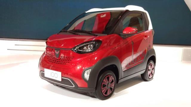 Mobil listrik Wuling