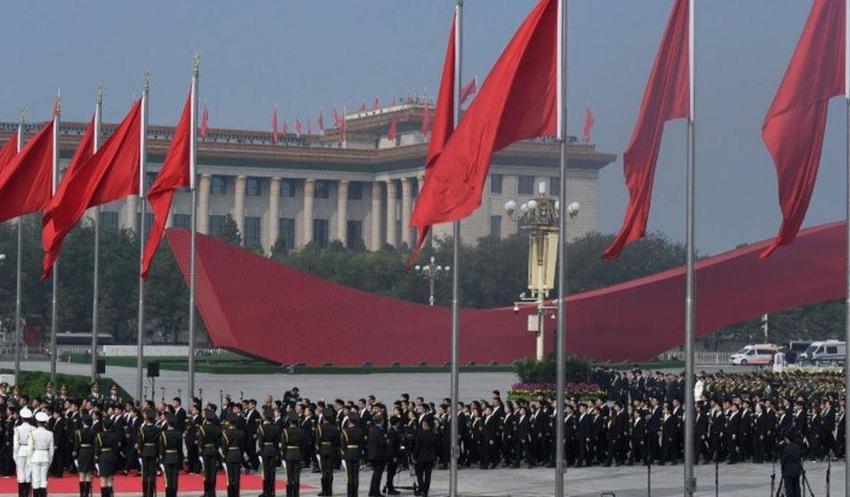 Tiongkok Siap Rayakan 70 Tahun RRC,Hong Kong Demo