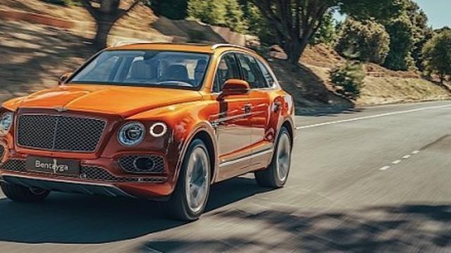 Bentley Bentayga berpenggerak listrik (Autoevolution)