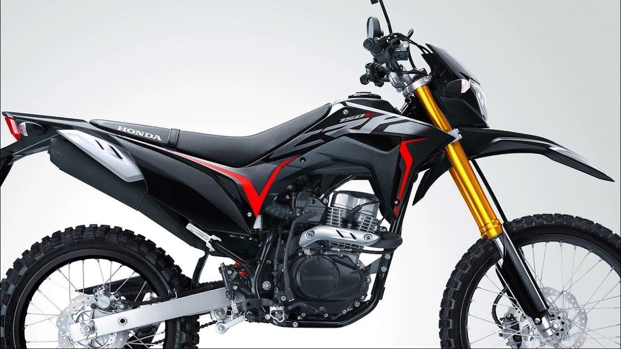 Honda trail CRF150L Usung Jubah Baru