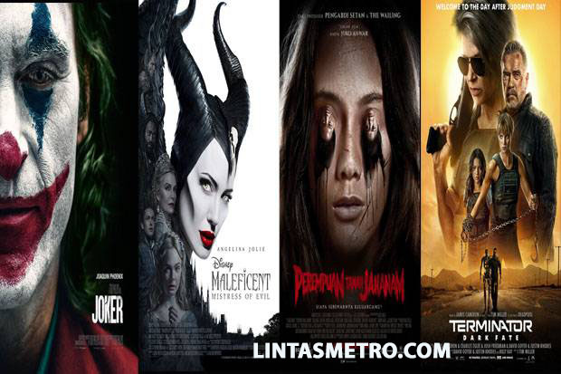 10 FILM HOLLYWOOD DAN LOKAL WAJIB TOTON BULAN INI