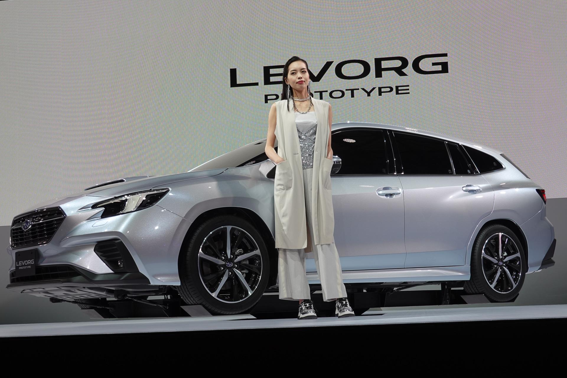 Prototipe Subaru Levorg Siap Produksi