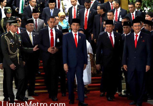 5 Tahun Ke Depan Jokowi Fokus Membangun SDM Unggul