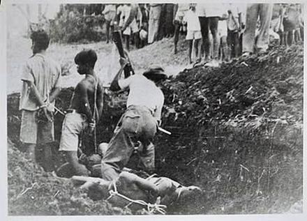Tragedi Genosida Paling Mengerikan yang Pernah Terjadi di Indonesia!