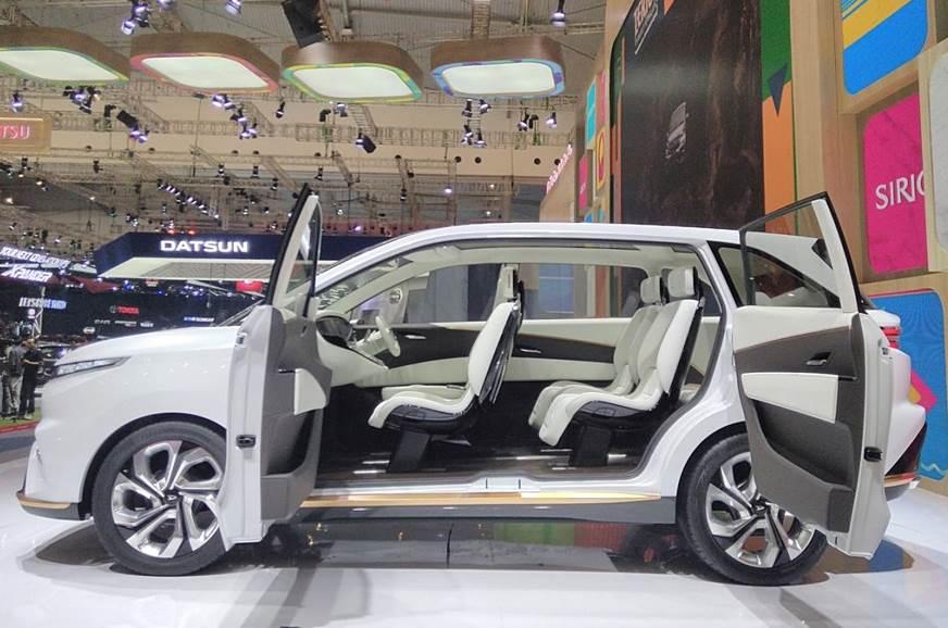 Daihatsu DN-Multisix Concept Dikembangkan 10 Tahun