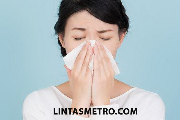 BEBERAPA CARA ALAMI YANG BISA DILAKUKAN UNTUK ATASI FLU
