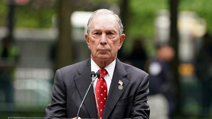 Michael Bloomberg Resmi Ikut Pilpres AS