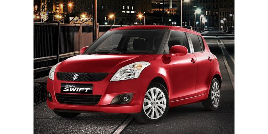 Mobil HatchBack Suzuki Swift Review Spesifikasi