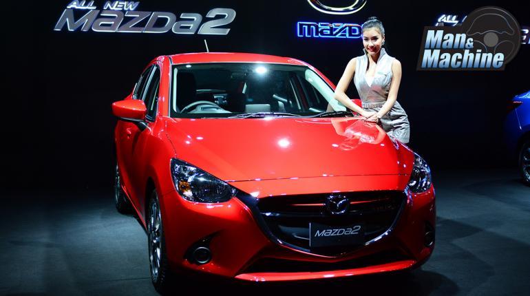 Motor Indonesia secara resmi meluncurkan Mazda2