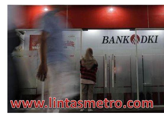Nasabah Membobol Bank DKI