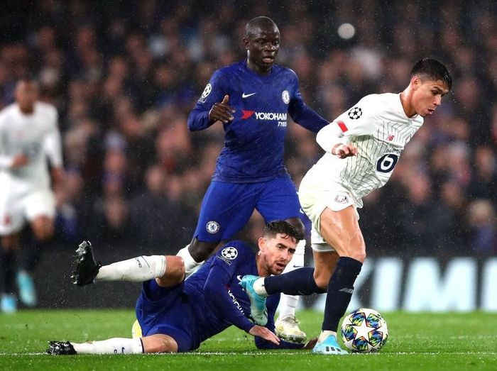 Chelsea Vs Lille: The Blues Segel Tiket 16 Besar Usai Menang 2-1