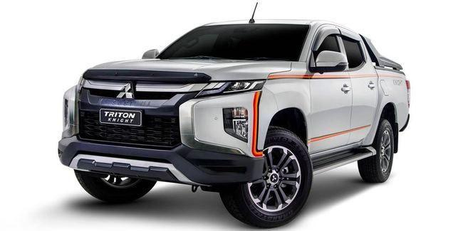 Baru Mitsubishi Triton Knight Limid Edition