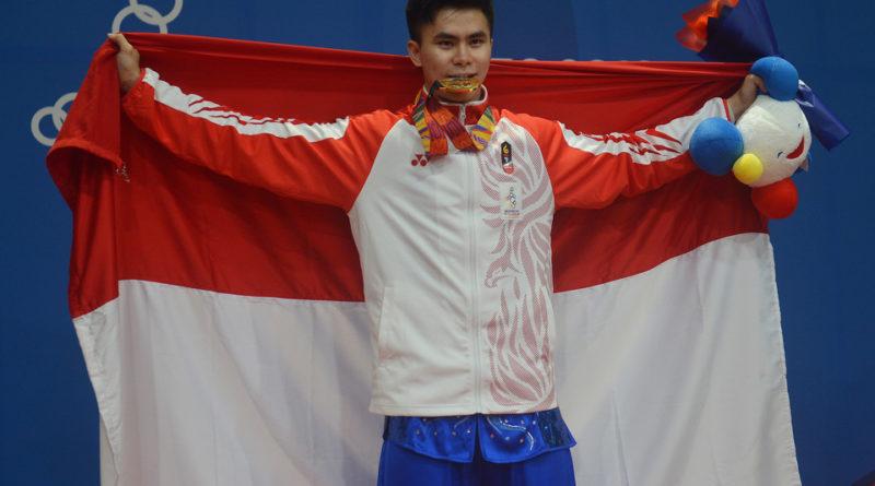 Indonesia Mendapatkan 12 Emas Di SEA Games 2019