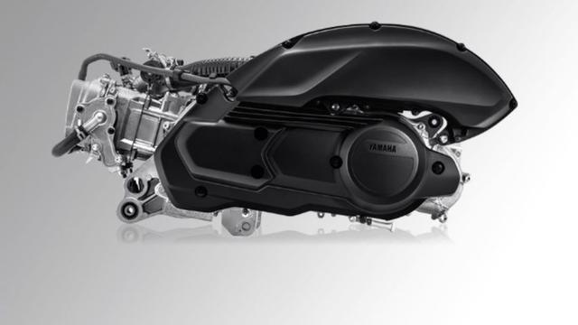 Kupas Tuntas Mesin Baru Yamaha NMax