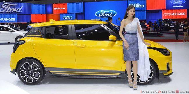 Suzuki Swift Kini Tampil Lebih Agresif