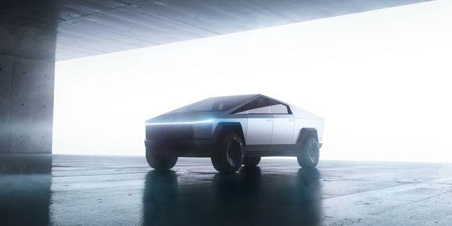 Tesla Cybertruck Akan Jadi Mobil Polisi
