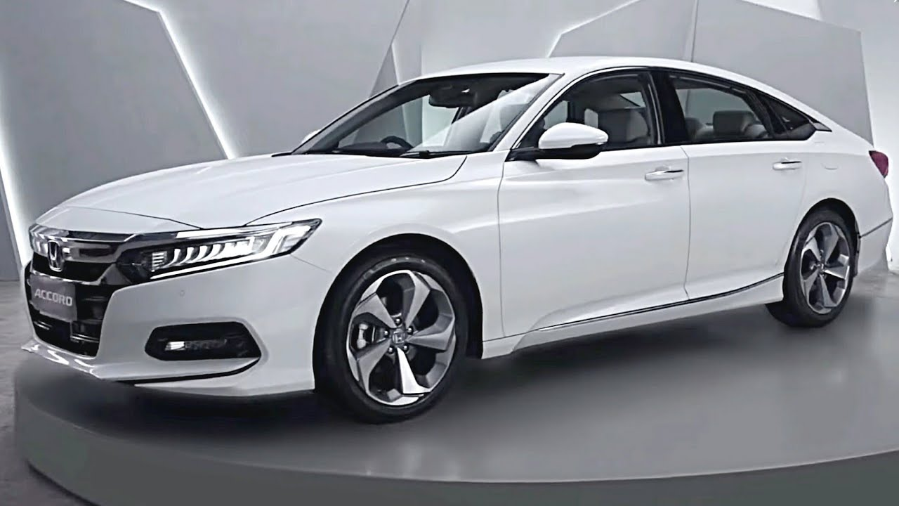 All New Honda Accord Review Spesifikasi