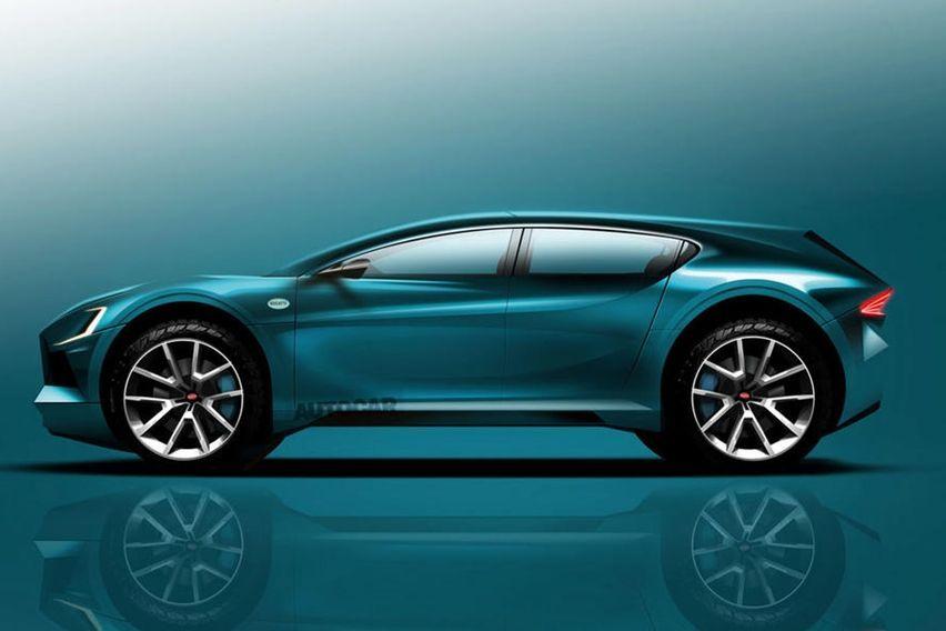 Model Kedua Bugatti Berwujud SUV Elektrik