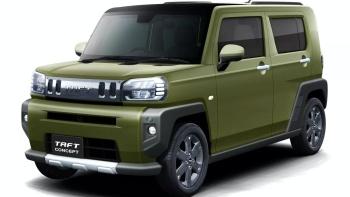 Penantang Suzuki Jimny Ya Daihatsu Taft
