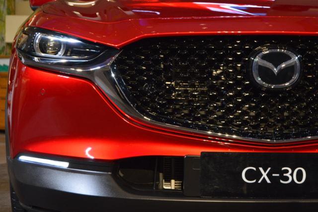 Perbedaan Mazda CX-3 dengan Mazda CX-30