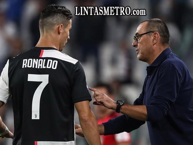 Sarri Tunjukkan Sikap Pesimis Soal Peluang Juventus di Liga Champions