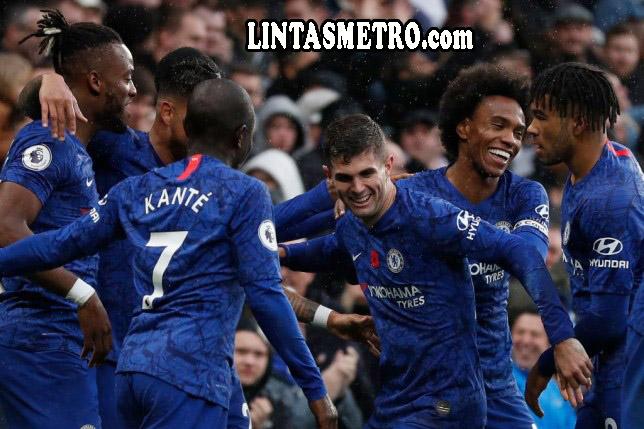 Chelsea Bisa Lolos ke Liga Champions Musim Depan