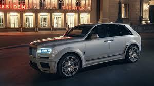Rolls-Royce Cullinan Overdose Buah Imajinasi Spofec