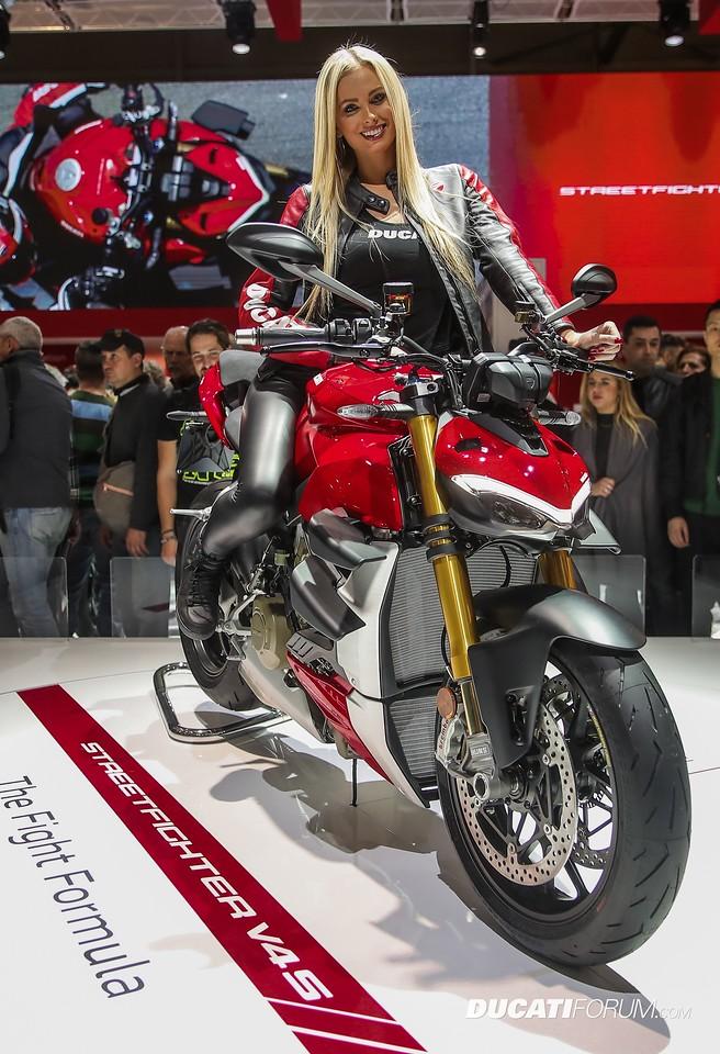 Ducati Streetfighter-V4 Menyapa Ditengah Serbuan Corona