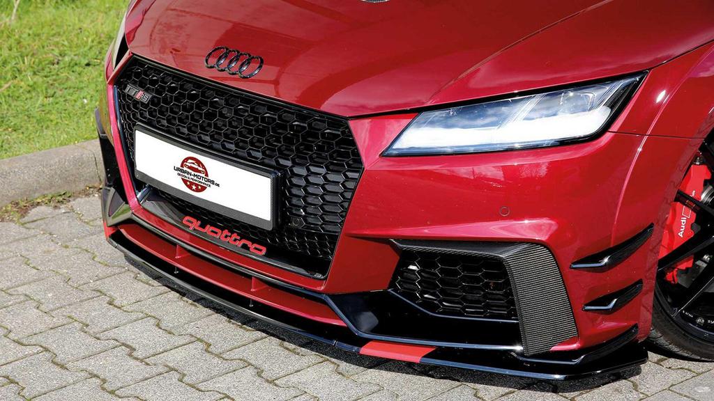 Audi TT RS Roadster Gaya Urban