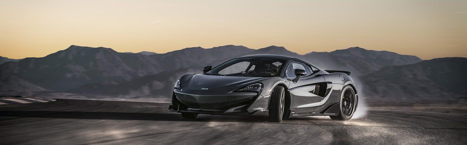 McLaren Segera Meluncurkan McLaren 600 LT