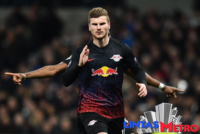RB Leipzig vs Borussia Dortmund Timo Werner Ingin Happy Ending