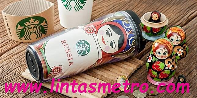 Alasan Tumbler Starbucks Sering Diburu Dan Dijadikan Koleksi
