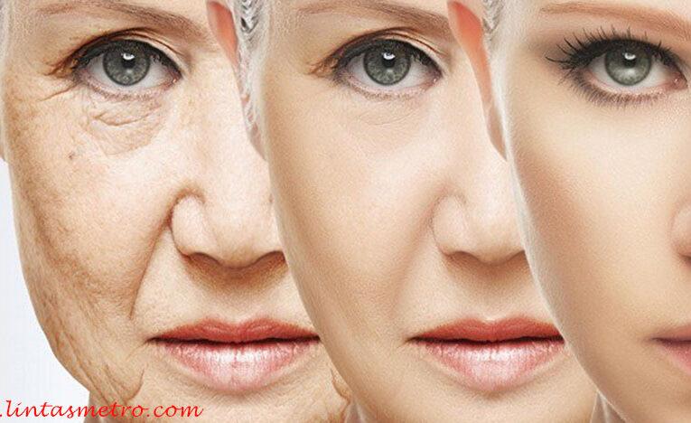 Tips Ampuh Agar Wajah Terhindar dari Penuaan Dini Alias Keriput