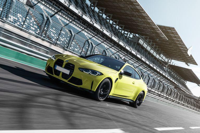 BMW M4 baru terungkap generasi berikutnya