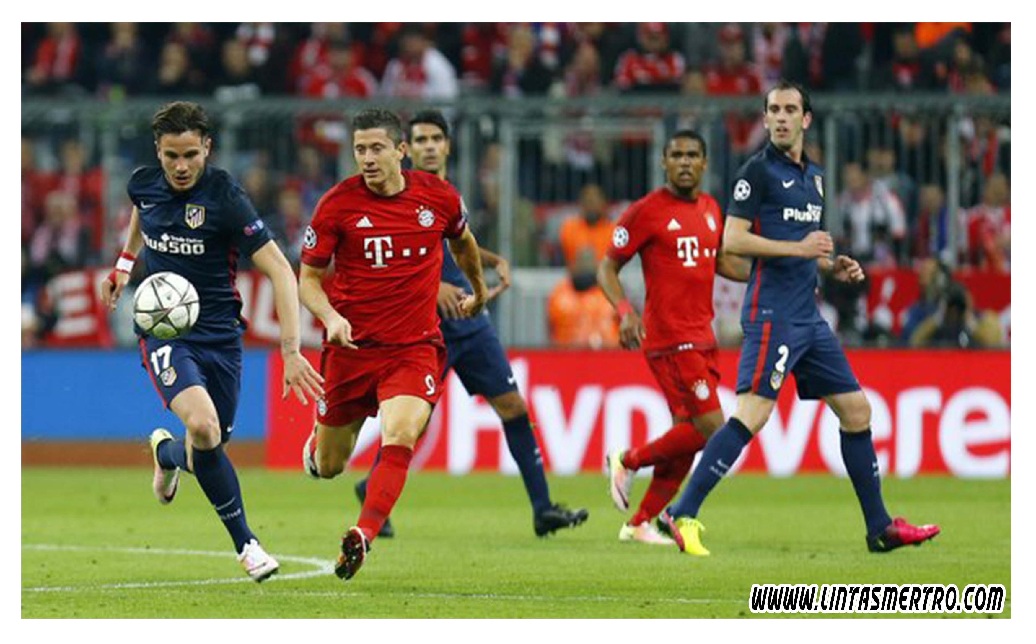 Atletico Madrid vs Bayern Munich Prediksi Liga Champions 2020/21