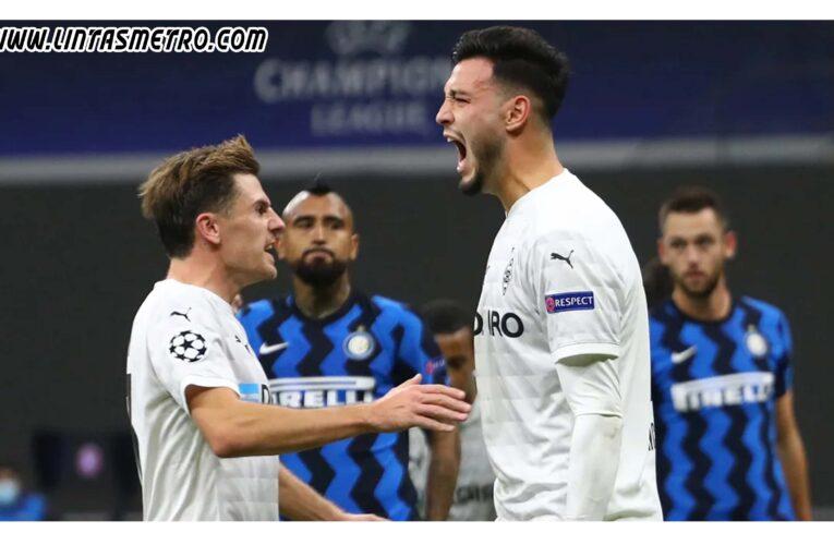 Borussia Monchengladbach vs Inter Milan Prediksi Liga Champions 2020/21