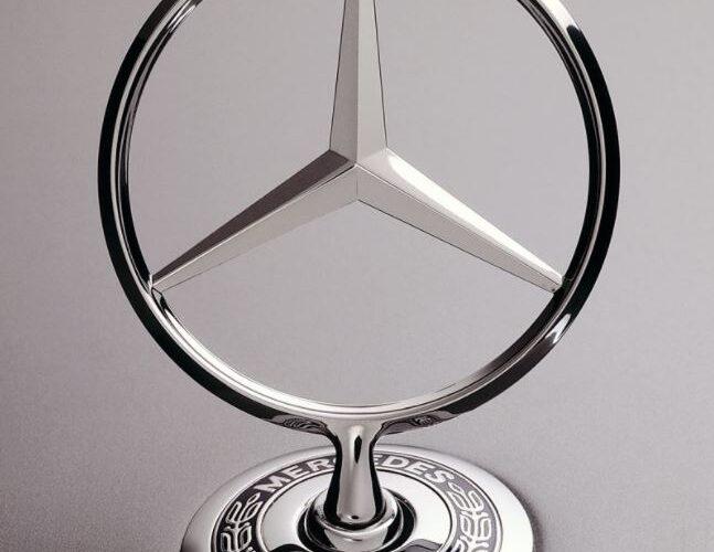 MercedesBenz S-Class Hi-Tech Memenuhi Kemewahan Tertinggi