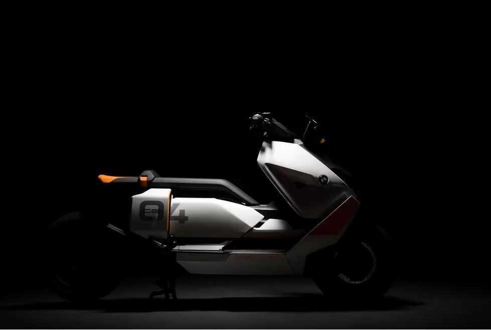 Skuter Concept Link BMW Motorrad CE-04