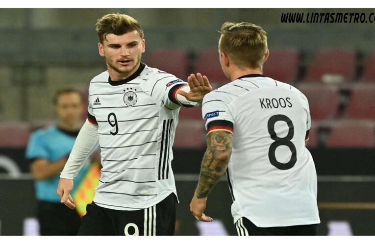 Jerman vs Ukraina Prediksi UEFA Nations League 2020/21