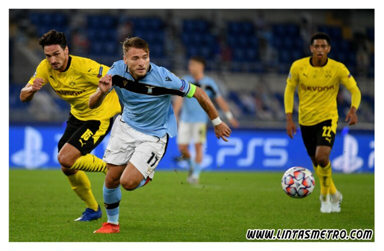 Borussia Dortmund vs Lazio Prediksi Liga Champions 2020/21