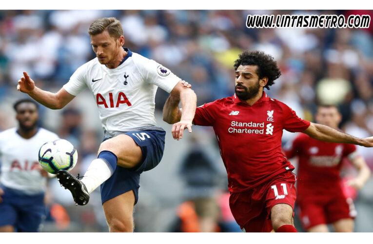 Liverpool vs Tottenham Hotspur Prediksi Liga Inggris 2020/21
