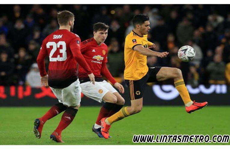 Manchester United vs Wolverhampton Wanderers Prediksi Liga Inggris 2020/21