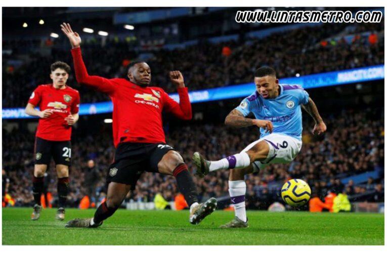 Manchester United vs Manchester City Prediksi Liga Inggris 2020/21