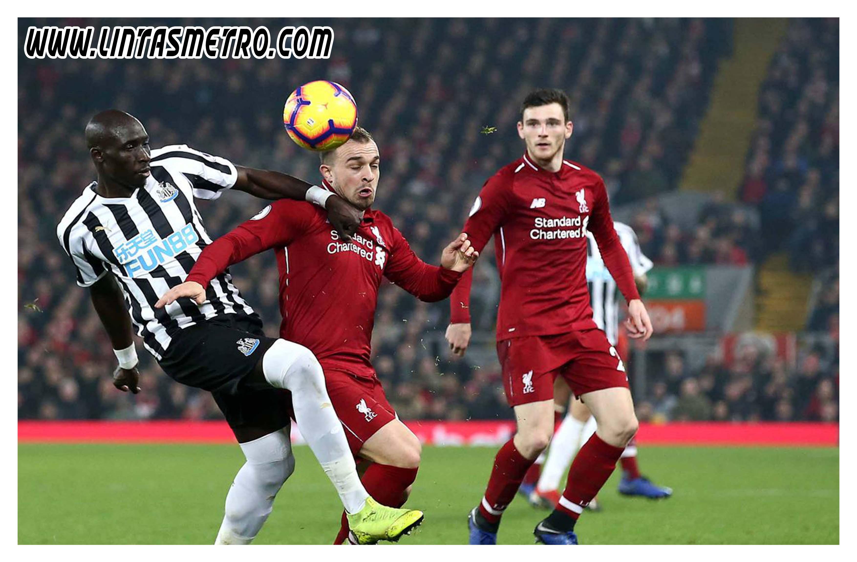 Newcastle United vs Liverpool Prediksi Liga Inggris 2020/21