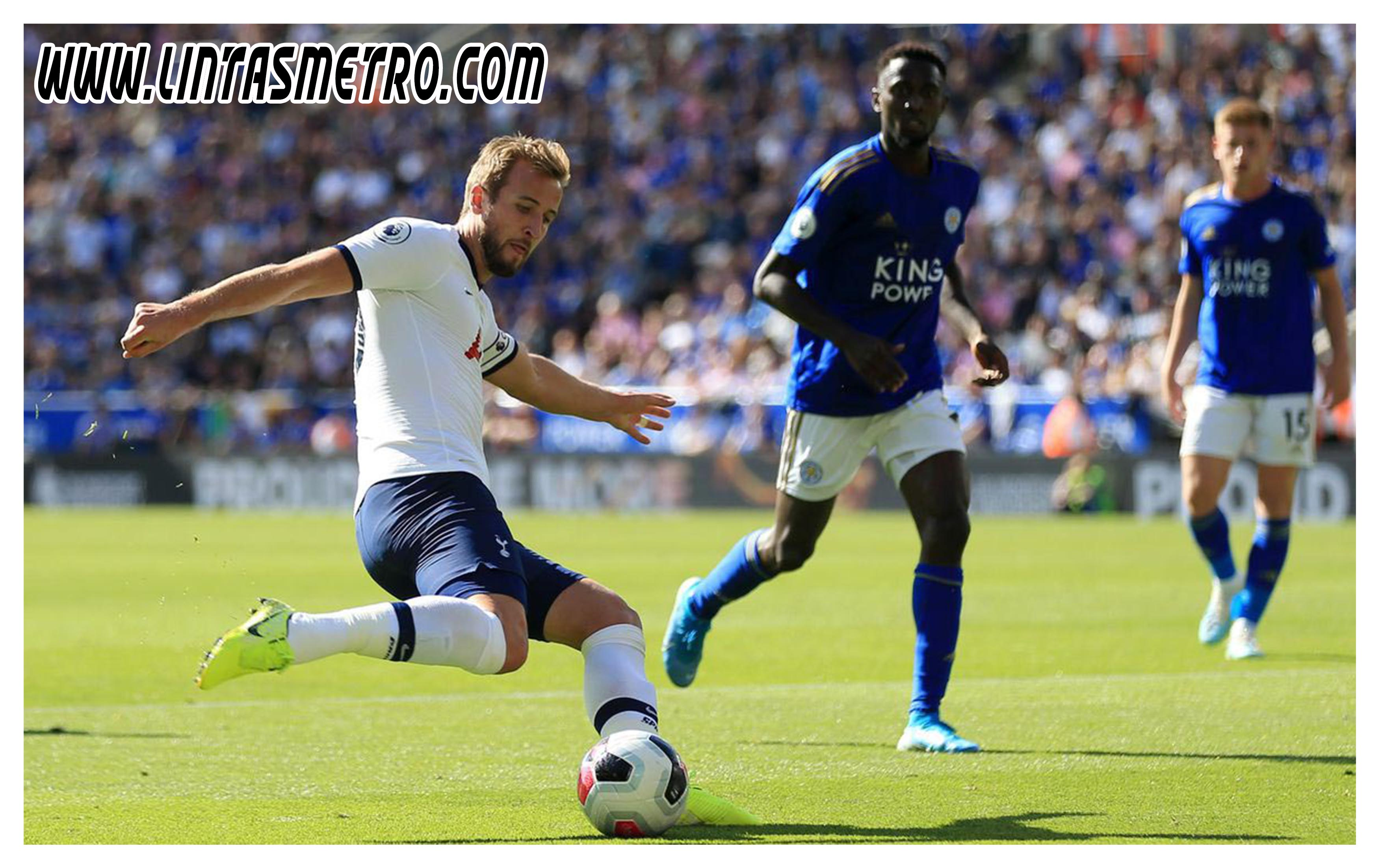 Tottenham Hotspur vs Leicester City Prediksi Liga Inggris 2020/21