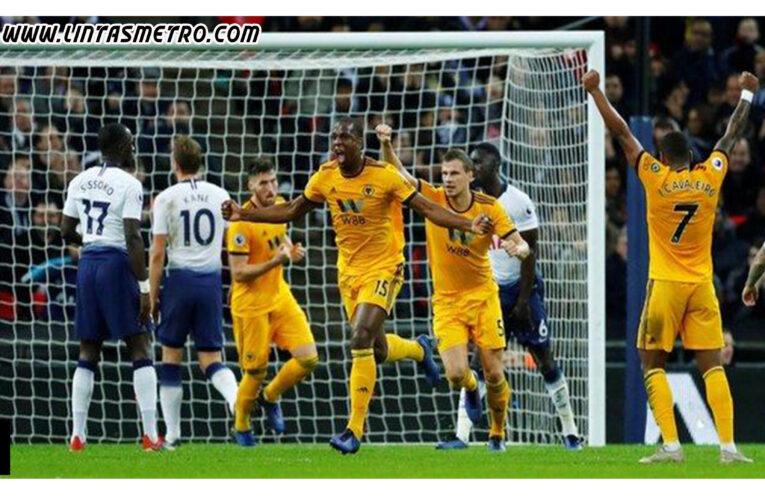 Wolverhampton Wanderers vs Tottenham Hotspur Prediksi Liga Inggris 2020/21
