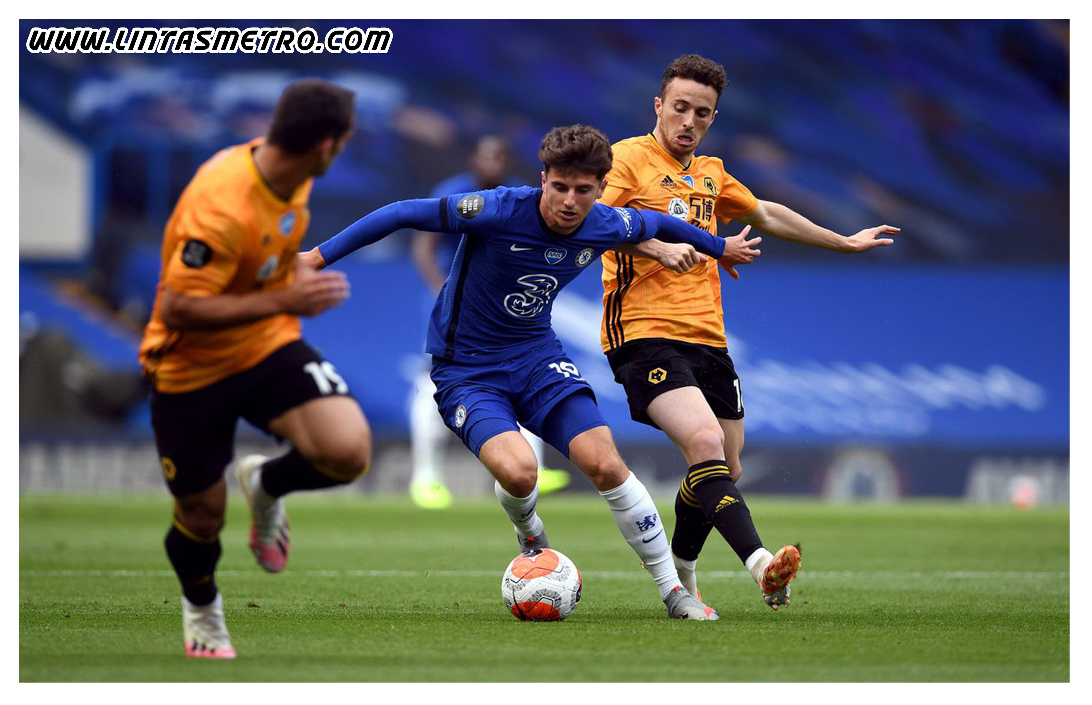 Wolverhampton vs Chelsea Prediksi Liga Inggris 2020/21
