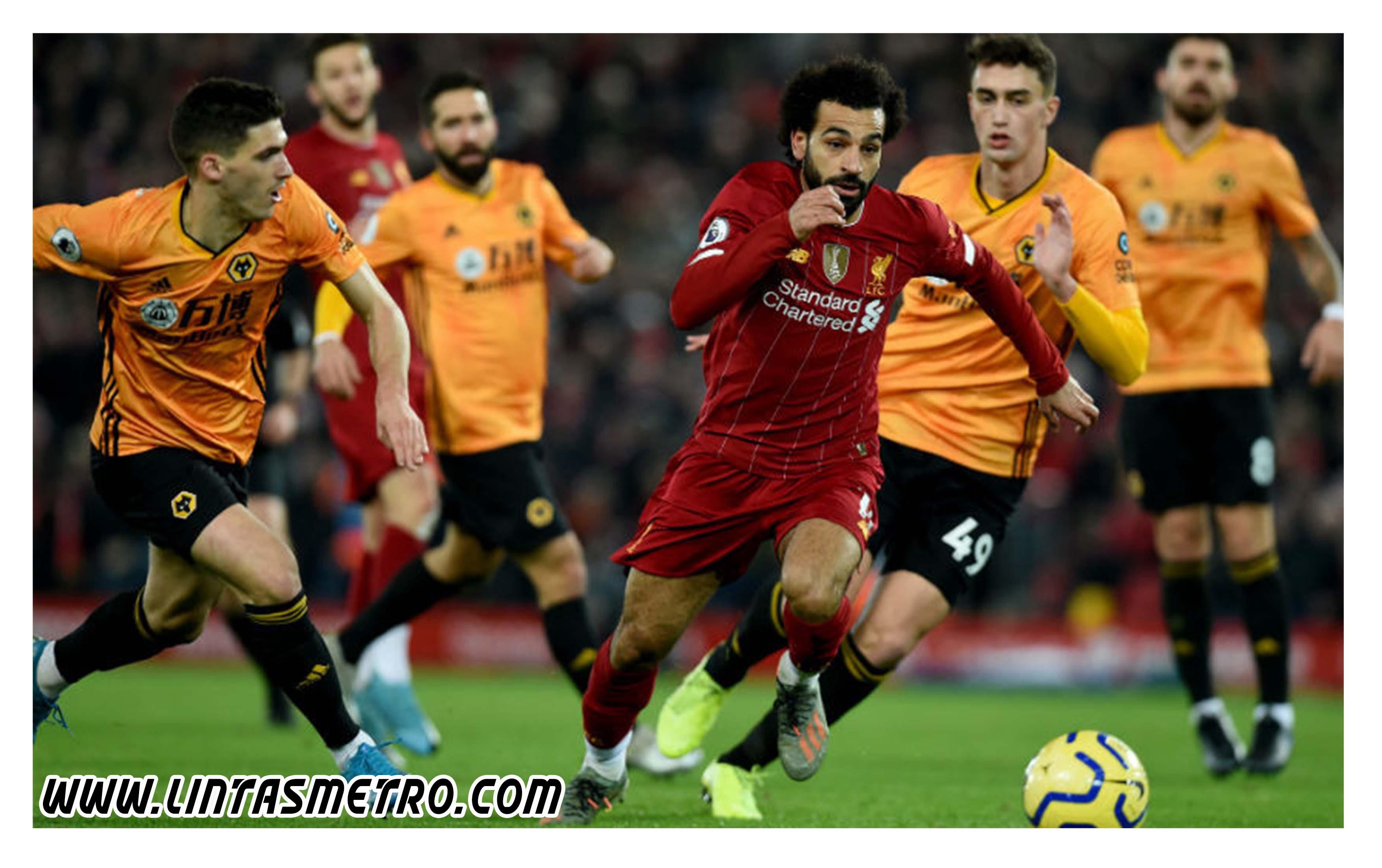 Liverpool vs Wolverhampton Prediksi Liga Inggris 2020/21